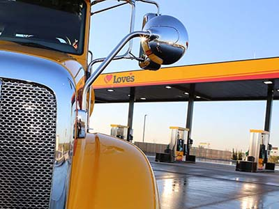 Musket works with refined products to fuel travel stops