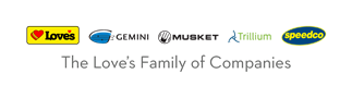 loves family of companies logo